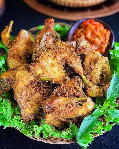 Cara Membuat Resep Ayam Goreng Lengkuas Gurih dan Nikmat