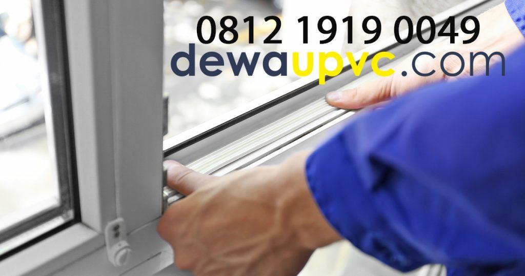 Pabrik Pembuatan Kusen Pintu Jendela UPVC