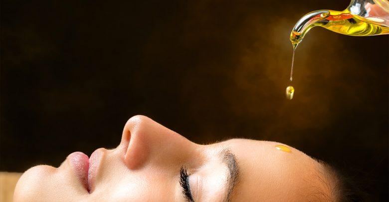 minyak esensial untuk wajah