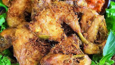 Bosan Dengan Ayam Goreng Bias, Yuk Coba Resep Ayam Goreng Lengkuas Ini