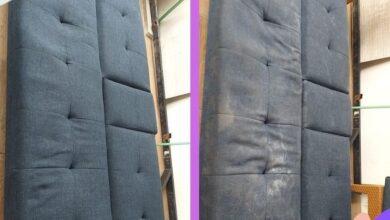 Cara Mencuci Sofa Bahan Beludru
